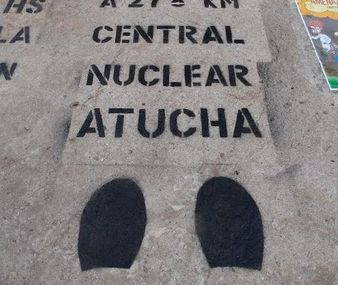 Una advertencia sobre el riesgo nuclear en el sitio Atucha