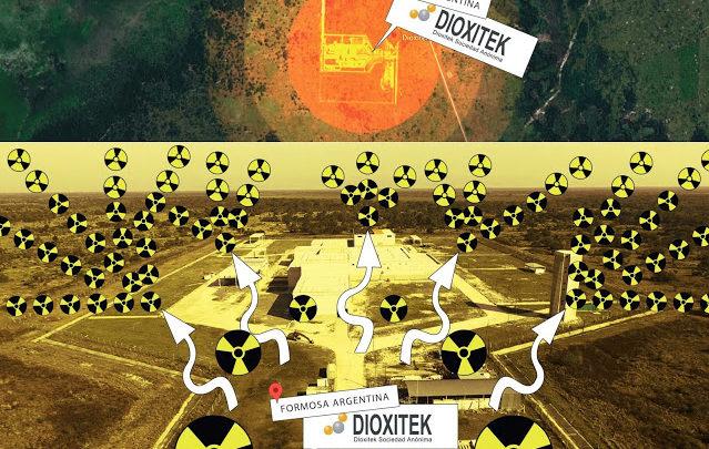 Dioxitek en Formosa: Ibáñez anunció la puesta en marcha