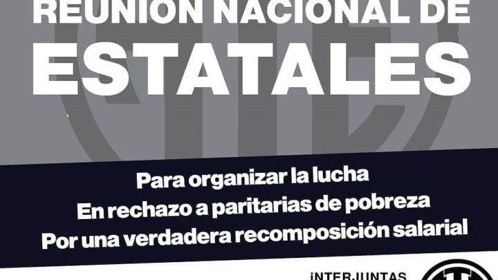 Sectores de ATE rechazan acuerdo paritario nacional