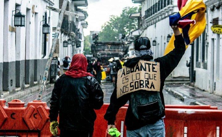 El Mayo colombiano y las noticias sobre el futuro.