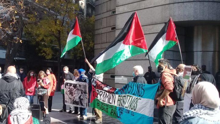 """""""Esto no es la teoría de los dos demonios, acá no hay una guerra, hay un genocidio contra los hermanos palestinos"""""""