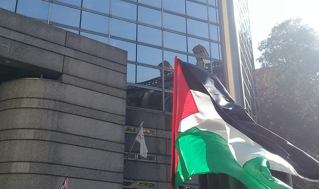 Sangra Palestina: el horror que se niega a ver occidente