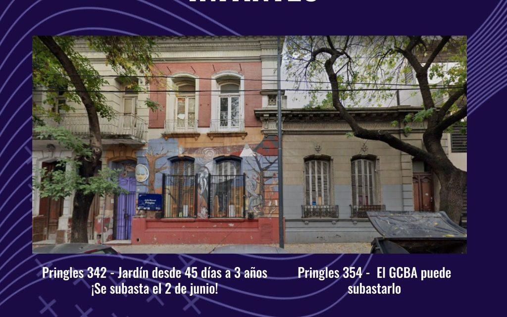 No hay pandemia que frene el remate de inmuebles de la Ciudad de Buenos Aires