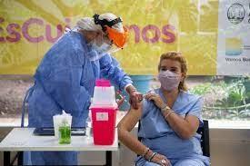 Precarización y fraude en los centros de testeo y vacunación
