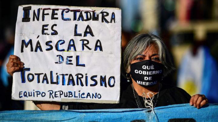 La derecha argentina tiene un extraño umbral de dolor