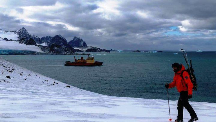 Aumentó 20 grados en 18 años en Islas Orcadas del Sur