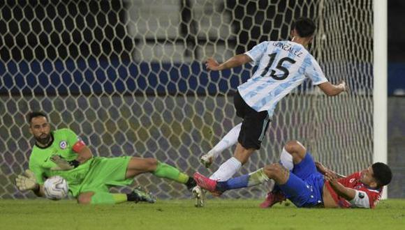 Empató Argentina: golazo de Messi pero no alcanzó
