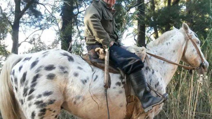 Isleños resisten desalojo de Parques Nacionales en Santa Fe