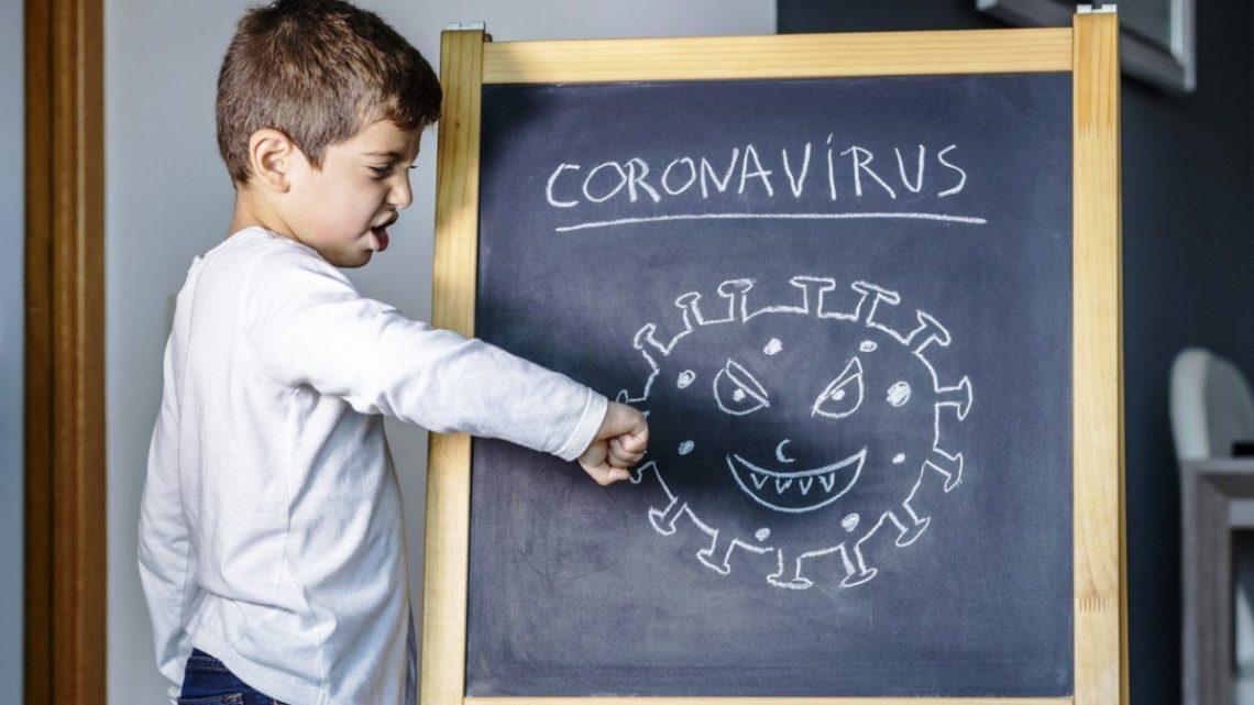 La presencialidad escolar sí, contagia