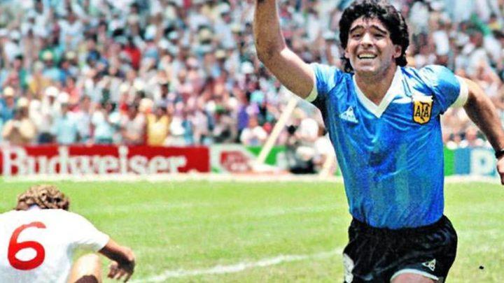 Pincelada de gol desde Fiorito hasta el Azteca