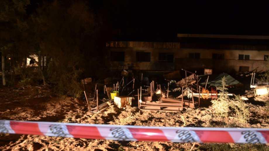 Explotó una escuela en Neuquén: dos auxiliares muertos y una docente grave