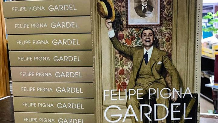 """""""Cuando canta Gardel todos nos reconocemos. Él canta por todos nosotros"""""""