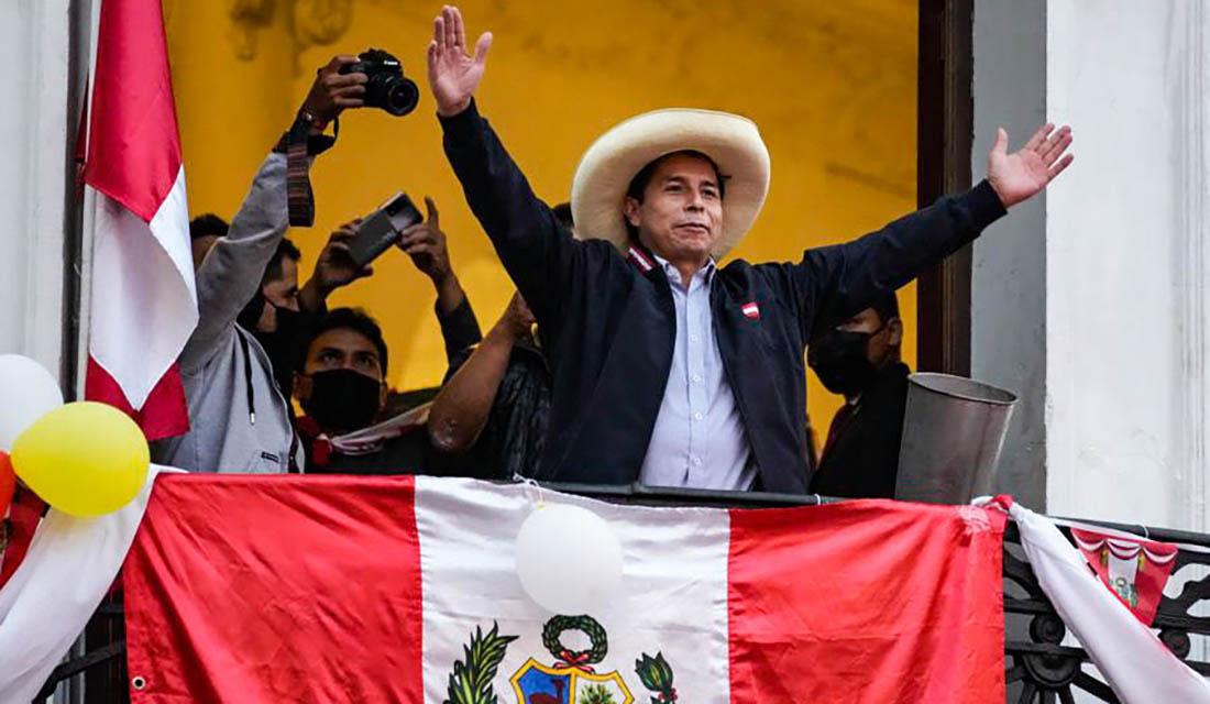 Perú: ganó Pedro Castillo. La derecha quiere ensuciar la victoria