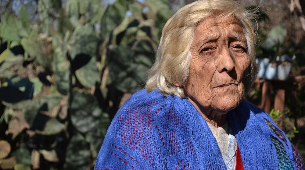 Ramona Bustamante es siembra