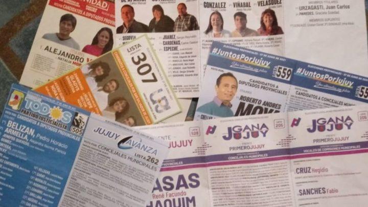 Jujuy: espaldarazo a Gerardo Morales y oposición fragmentada