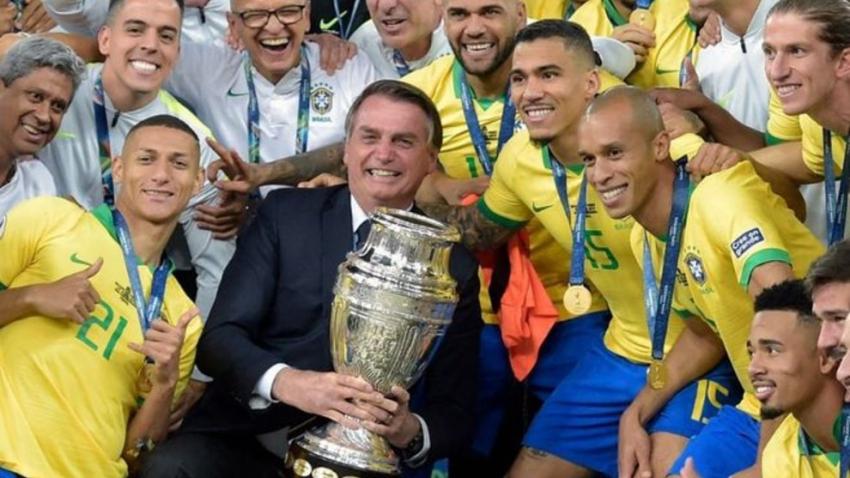 El show debe continuar… La copa América al estilo Bolsonaro en la fábrica de la muerte