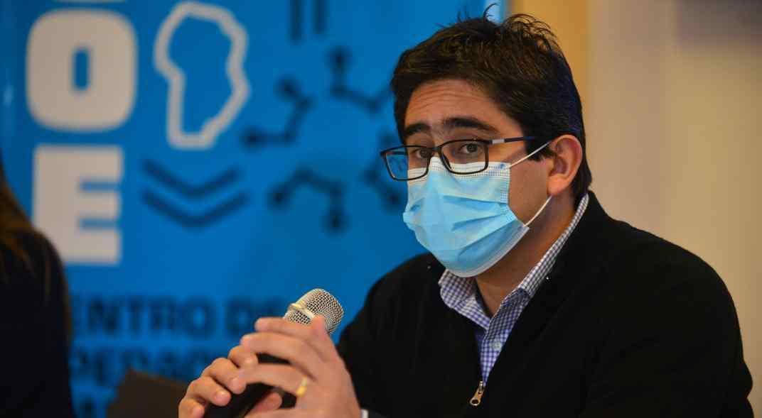 """Córdoba: """"De promesa del tenis a pelear la crisis sanitaria"""""""