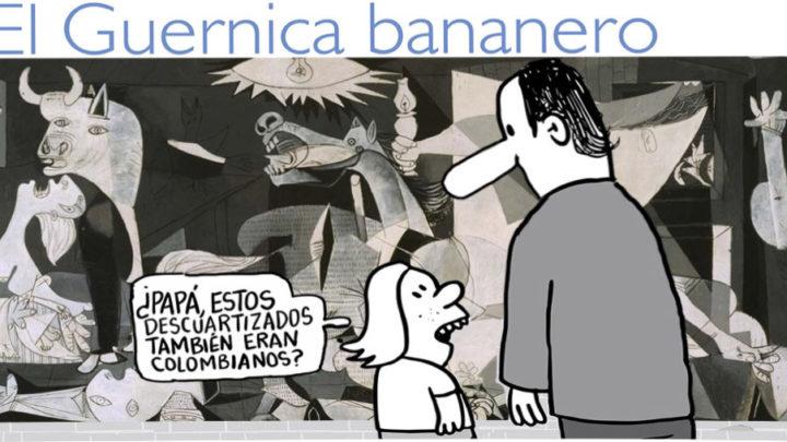 La Guernica bananera