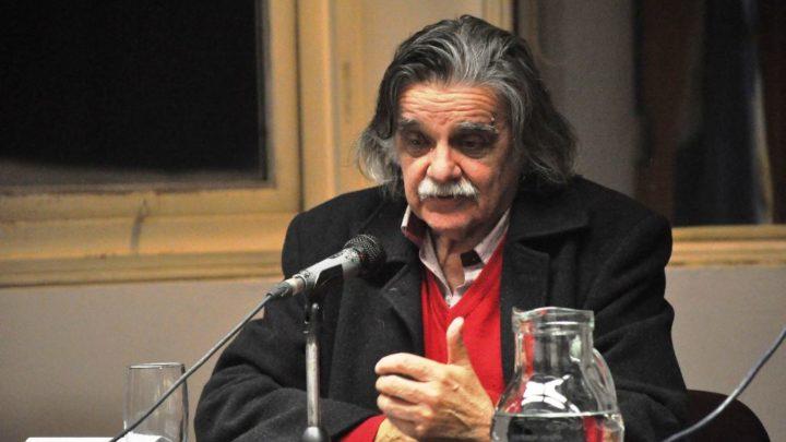Horacio González , tu manera, tu ejemplo