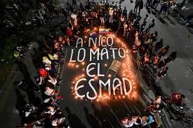 La represión en Colombia deja nuevas víctimas
