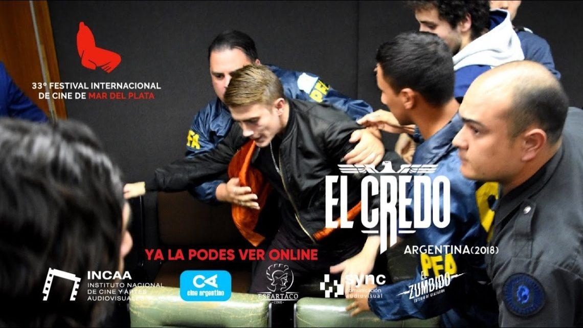 """El Credo"" (2019). Dir. Alan R. Sasiain"