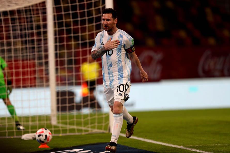 Empató la selección contra Chile