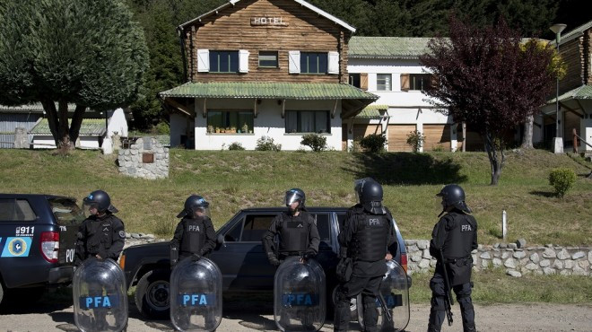 Giro clave en el conflicto territorial de Villa Mascardi