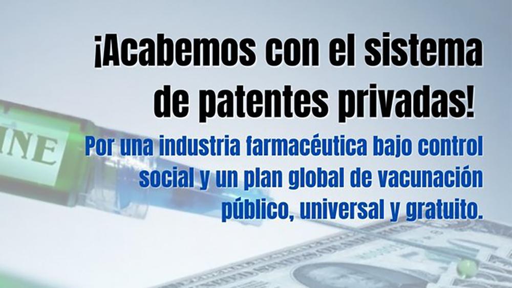 Las patentes y la vida