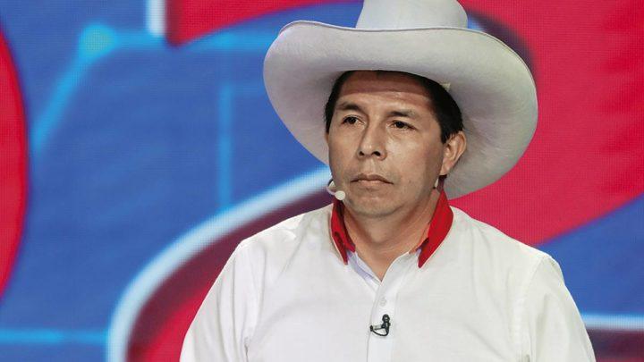 Perú: ganó Castillo, final abierto