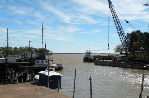 Una cuestión de soberanía nacional: el río Paraná y sus puertos