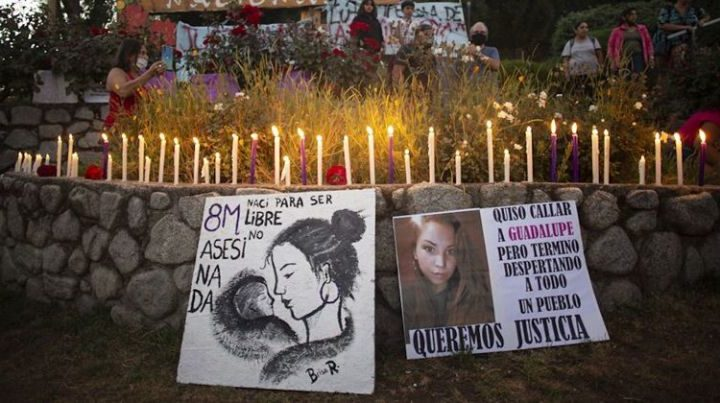 Muchxs aspirantes al cargo judicial que se llevó un femicidio