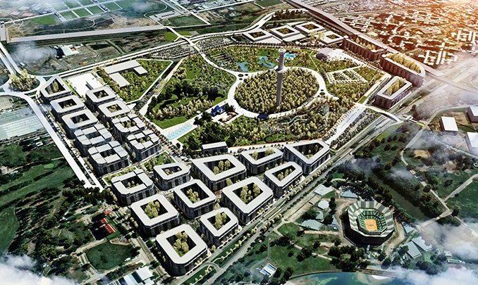 Venta de tierras públicas en el Parque de la Ciudad