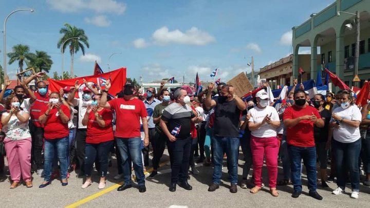 La realidad cubana vs los trolls
