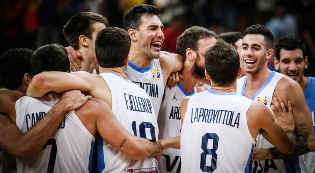 El camino de la selección masculina de básquetbol argentino rumbo a Tokio 2021