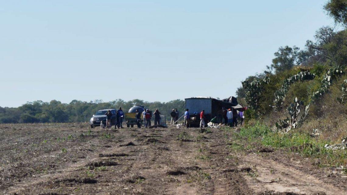 Patota del dueño de Manaos volvió a hostigar a una comunidad en Santiago del Estero