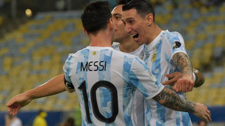 Argentina ganó una Copa después de 28 años