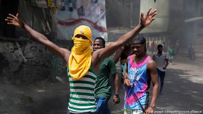 La situación actual en Haití