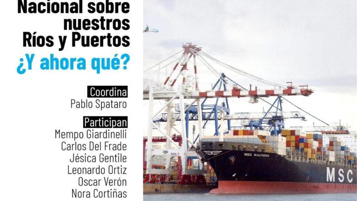 Soberanía Nacional sobre nuestros Ríos y Puertos