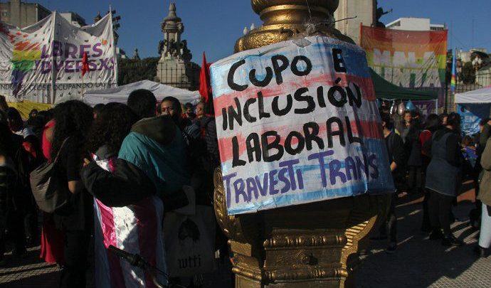 ¿Por qué una ley de Cupo Travesti/trans?