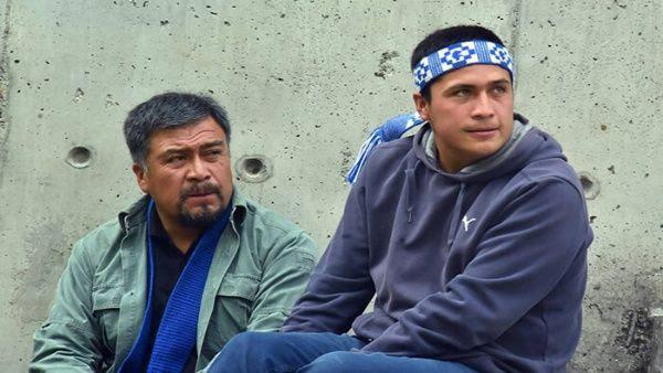 Comunero mapuche asesinado por carabineros