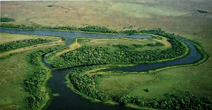 Por la soberanía del río Paraná y de nuestras vías navegables