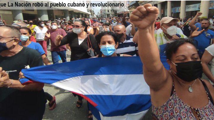Diario La Nación: ¡Devolvé la foto!