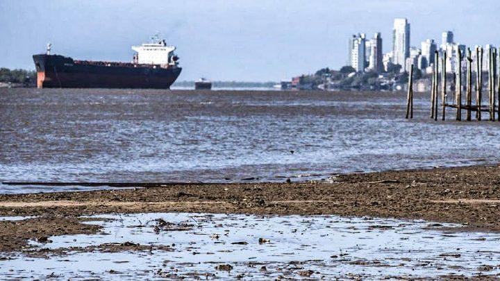 Río Paraná: fracaso del modelo extractivista y de las megaobras