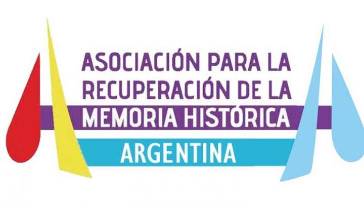 Por la memoria, en Argentina y en España