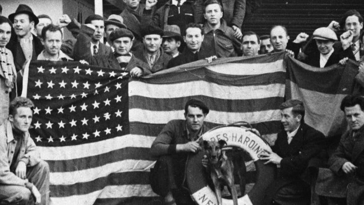 El batallón rojo de estadounidenses que luchó en España