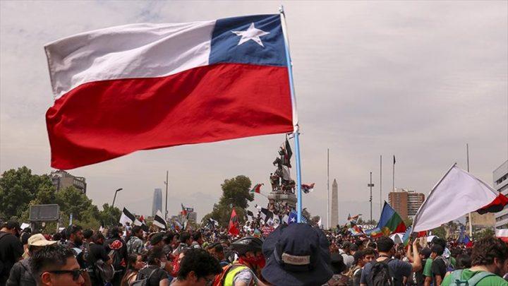 Del estallido social a la Convención Constituyente que preside una mujer mapuche