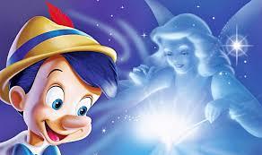 Pinocho, el hada azul y los penes de madera.