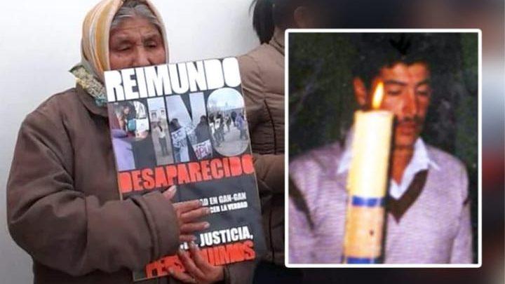 Reimundo Pino, diez años desaparecido en la Meseta