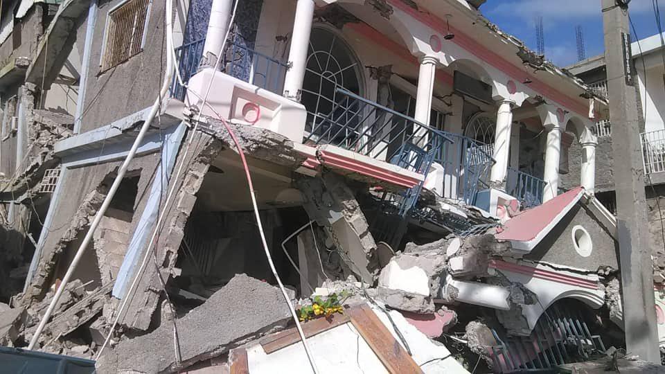 Haití: nuevo sismo afecta a la isla