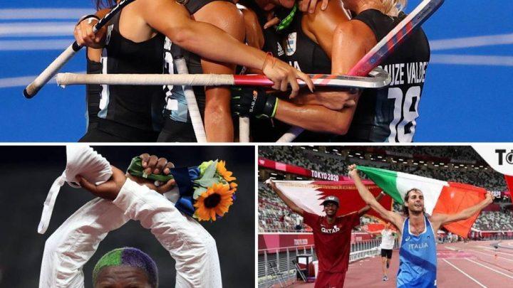 Feminismo explícito en los juegos olímpicos